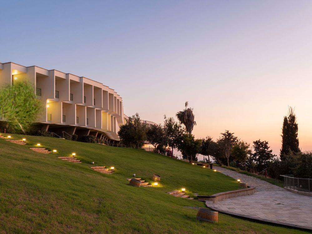 מלון אלמא תמונת נוף