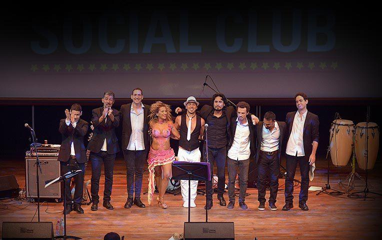 מופע מחווה לBUENA VISTA SOCIAL CLUB