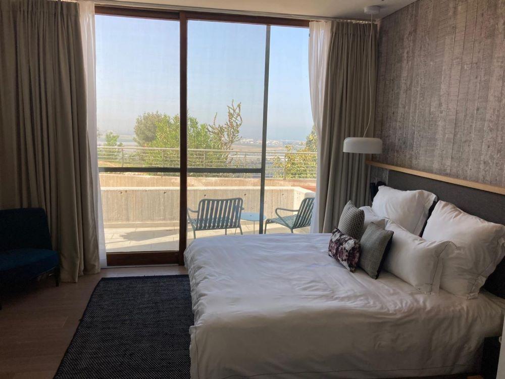 חדר סופריור עם נוף לים